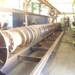 30 ft screw auger
