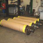 steel mill rolls